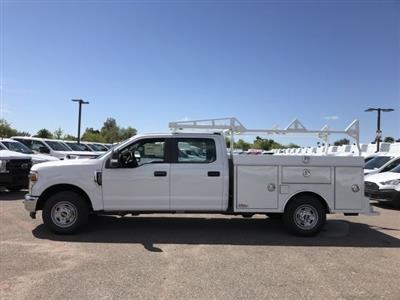 2020 F-250 Crew Cab 4x2, RhinoPro Truck Outfitters Service Body #LEC24689 - photo 5