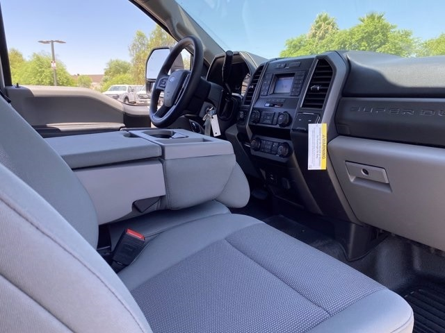 2020 Ford F-450 Regular Cab DRW 4x4, Scelzi CTFB Contractor Body #LEC49920 - photo 10