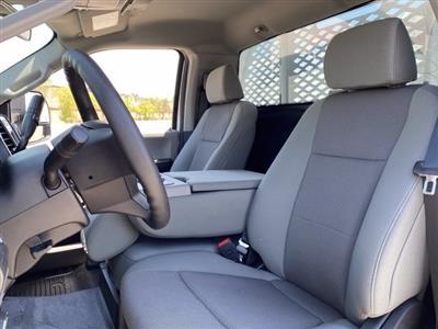 2020 Ford F-450 Regular Cab DRW 4x4, Scelzi CTFB Contractor Body #LEC49920 - photo 12