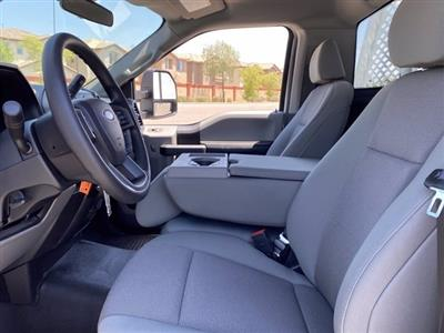 2020 Ford F-450 Regular Cab DRW 4x4, Scelzi CTFB Contractor Body #LEC49920 - photo 14