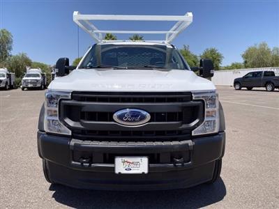 2020 Ford F-450 Regular Cab DRW 4x4, Scelzi CTFB Contractor Body #LEC49920 - photo 4