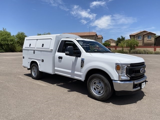 2020 Ford F-350 Regular Cab 4x2, Knapheide KUVcc Service Body #LEC57439 - photo 1