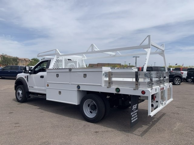 2020 F-550 Regular Cab DRW 4x2, Scelzi CTFB Contractor Body #LEC57489 - photo 5