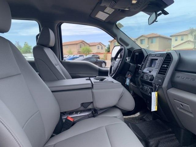 2020 F-350 Crew Cab DRW 4x2, Scelzi CTFB Contractor Body #LEC57508 - photo 7