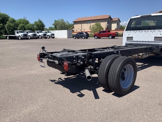 2020 Ford F-550 Regular Cab DRW 4x2, Cab Chassis #LEC64742 - photo 8