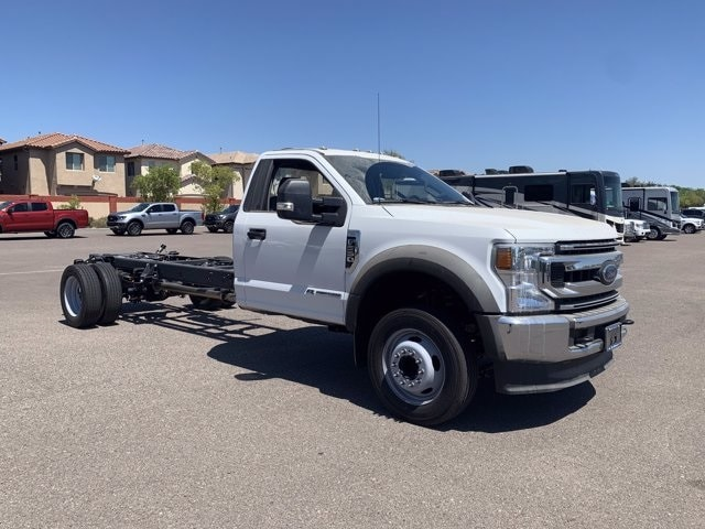 2020 Ford F-550 Regular Cab DRW 4x2, Cab Chassis #LEC64742 - photo 1