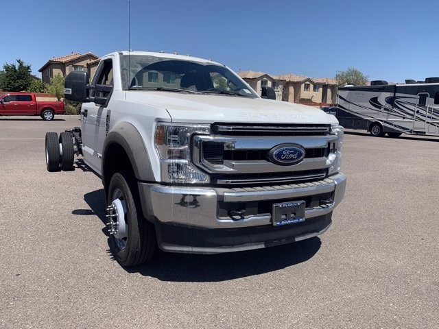 2020 Ford F-550 Regular Cab DRW 4x2, Cab Chassis #LEC64742 - photo 3