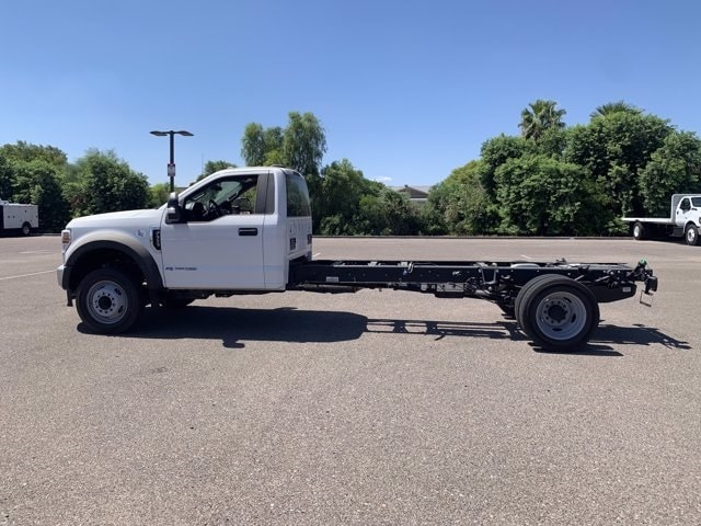 2020 Ford F-550 Regular Cab DRW 4x2, Cab Chassis #LEC64742 - photo 5
