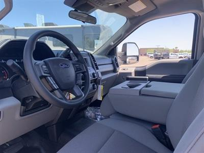 2020 Ford F-550 Regular Cab DRW 4x2, Cab Chassis #LEC64742 - photo 12