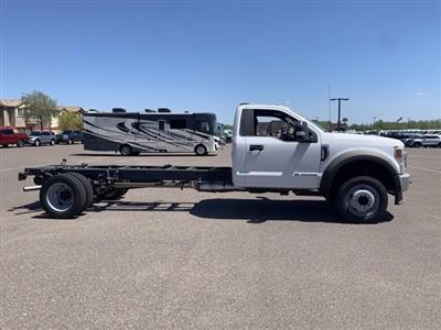 2020 Ford F-550 Regular Cab DRW 4x2, Cab Chassis #LEC64742 - photo 4