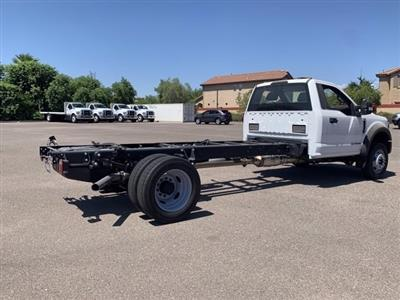 2020 Ford F-550 Regular Cab DRW 4x2, Cab Chassis #LEC64742 - photo 2