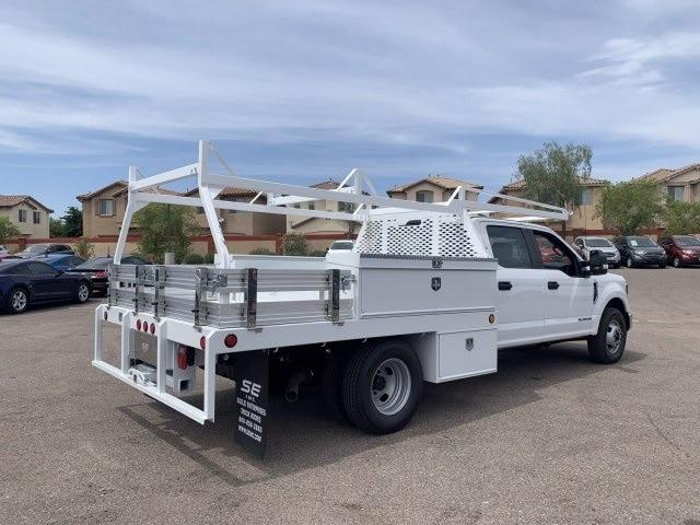 2020 F-350 Crew Cab DRW 4x2, Scelzi Contractor Body #LED17980 - photo 1
