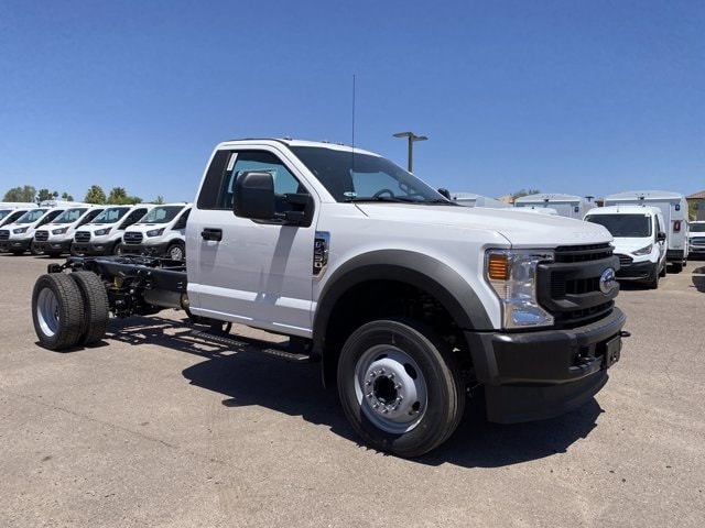 2020 Ford F-450 Regular Cab DRW 4x2, Cab Chassis #LED68228 - photo 1
