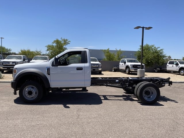 2020 Ford F-450 Regular Cab DRW 4x2, Cab Chassis #LED68228 - photo 5