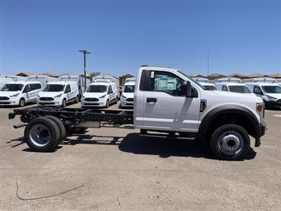 2020 Ford F-450 Regular Cab DRW 4x2, Cab Chassis #LED68228 - photo 4