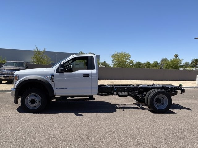 2020 Ford F-550 Regular Cab DRW 4x2, Cab Chassis #LED79359 - photo 5