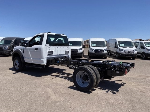 2020 Ford F-550 Regular Cab DRW 4x2, Cab Chassis #LED79359 - photo 7