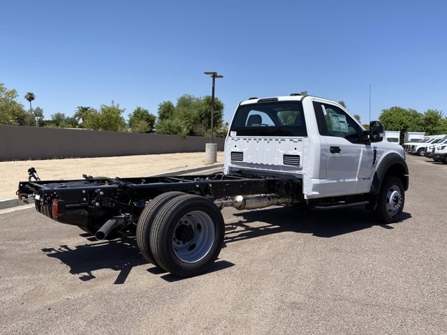 2020 Ford F-550 Regular Cab DRW 4x2, Cab Chassis #LED79359 - photo 2