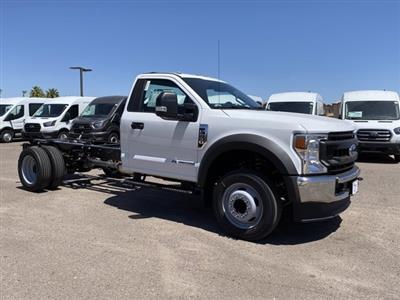 2020 Ford F-550 Regular Cab DRW 4x2, Cab Chassis #LED79359 - photo 1