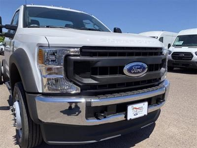 2020 Ford F-550 Regular Cab DRW 4x2, Cab Chassis #LED79359 - photo 3