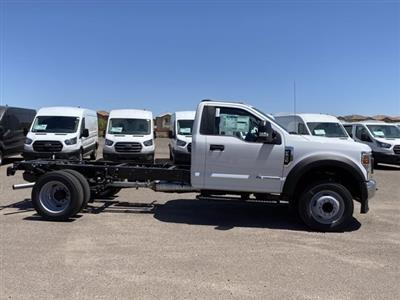 2020 Ford F-550 Regular Cab DRW 4x2, Cab Chassis #LED79359 - photo 4