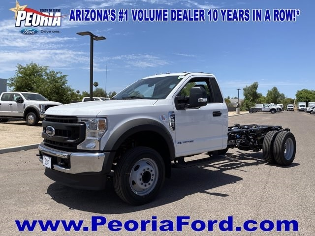 2020 Ford F-550 Regular Cab DRW 4x2, Cab Chassis #LED79361 - photo 21