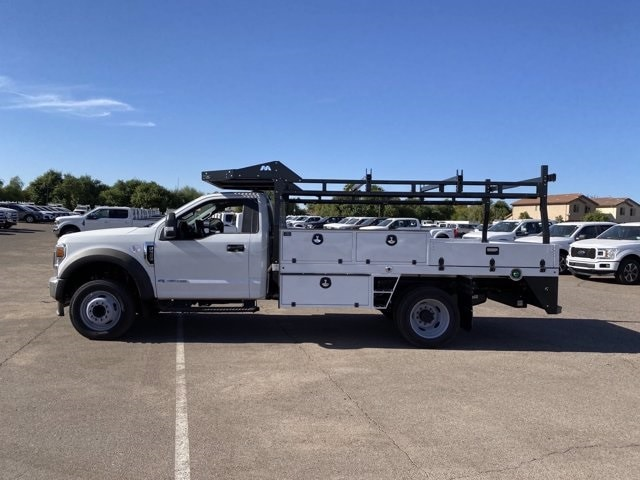2020 Ford F-550 Regular Cab DRW 4x2, Milron Contractor Contractor Body #LED79361 - photo 6