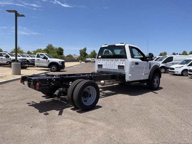 2020 Ford F-550 Regular Cab DRW 4x2, Cab Chassis #LED79361 - photo 2