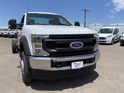 2020 Ford F-550 Regular Cab DRW 4x2, Cab Chassis #LED79361 - photo 3