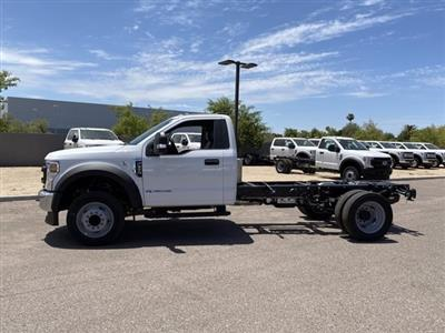 2020 Ford F-550 Regular Cab DRW 4x2, Cab Chassis #LED79361 - photo 5