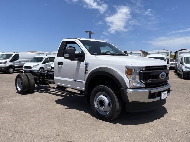 2020 Ford F-550 Regular Cab DRW 4x2, Cab Chassis #LED79364 - photo 1