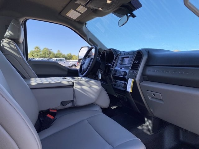 2020 Ford F-550 Regular Cab DRW 4x2, Milron Contractor Contractor Body #LED79364 - photo 11