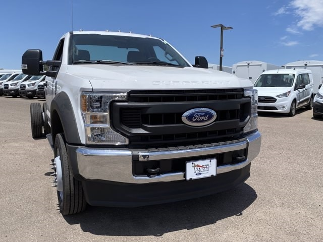 2020 Ford F-550 Regular Cab DRW 4x2, Cab Chassis #LED79364 - photo 3