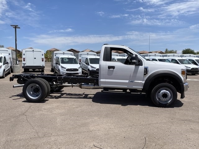 2020 Ford F-550 Regular Cab DRW 4x2, Cab Chassis #LED79364 - photo 4