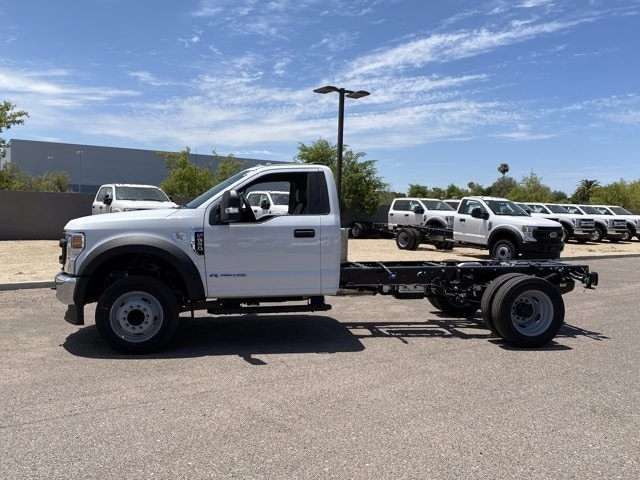 2020 Ford F-550 Regular Cab DRW 4x2, Cab Chassis #LED79364 - photo 5