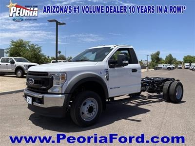 2020 Ford F-550 Regular Cab DRW 4x2, Cab Chassis #LED79364 - photo 21