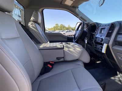 2020 Ford F-550 Regular Cab DRW 4x2, Milron Contractor Contractor Body #LED79364 - photo 12