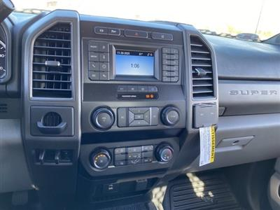 2020 Ford F-550 Regular Cab DRW 4x2, Milron Contractor Contractor Body #LED79364 - photo 16