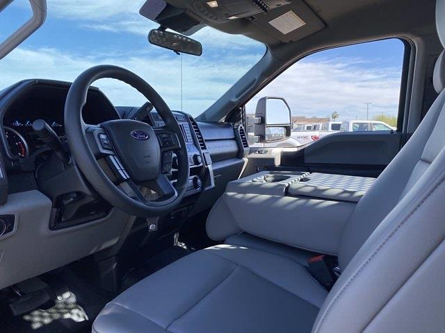 2020 Ford F-550 Regular Cab DRW 4x4, Milron Contractor Contractor Body #LED87547 - photo 13