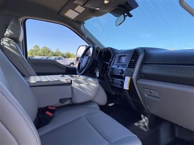 2020 Ford F-550 Regular Cab DRW 4x4, Milron Contractor Contractor Body #LED87547 - photo 10