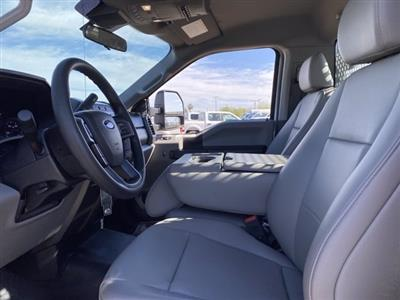 2020 Ford F-550 Regular Cab DRW 4x4, Milron Contractor Contractor Body #LED87547 - photo 14