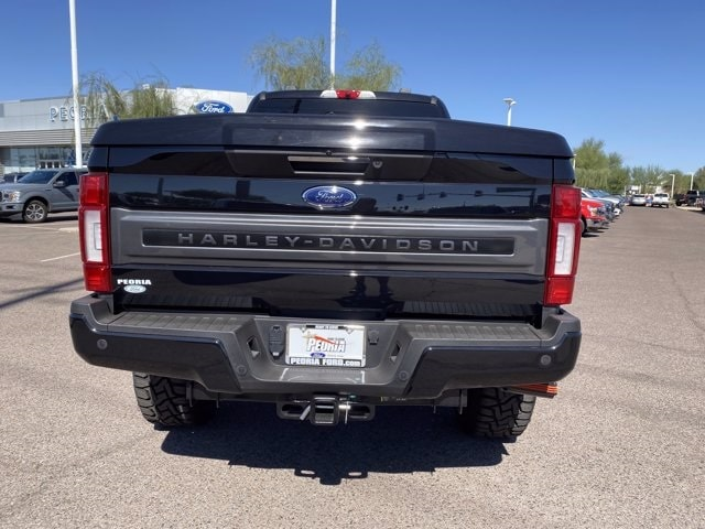 2020 Ford F-250 Crew Cab 4x4, Pickup #LED99927 - photo 8