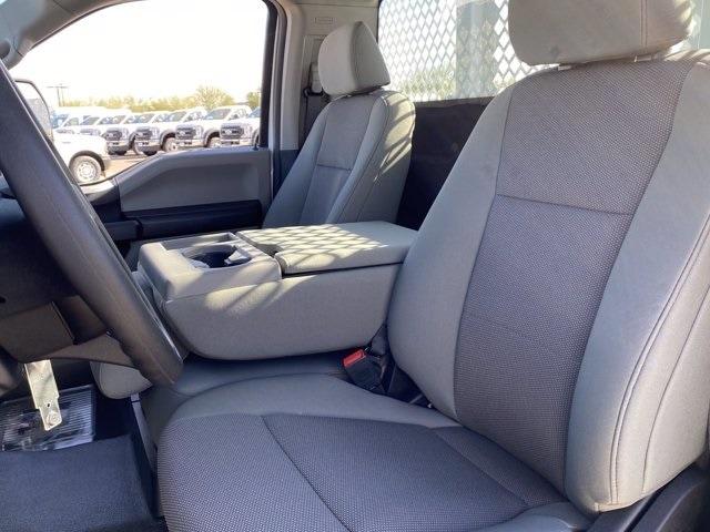 2020 Ford F-550 Regular Cab DRW 4x2, Royal Platform Body #LEE12391 - photo 12
