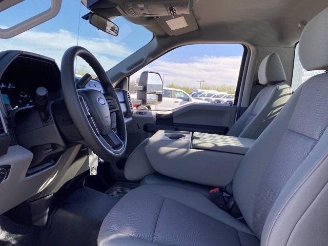 2020 Ford F-550 Regular Cab DRW 4x2, Royal Platform Body #LEE12391 - photo 14