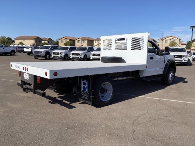2020 Ford F-550 Regular Cab DRW 4x2, Royal Platform Body #LEE12391 - photo 1