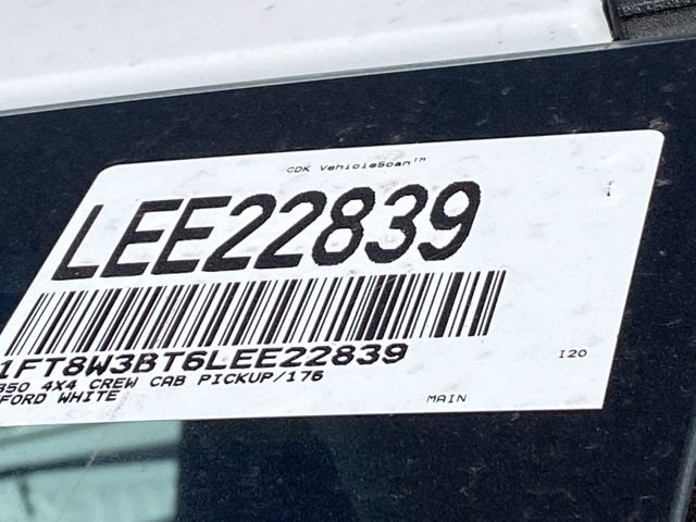 2020 Ford F-350 Crew Cab 4x4, Pickup #LEE22839 - photo 22