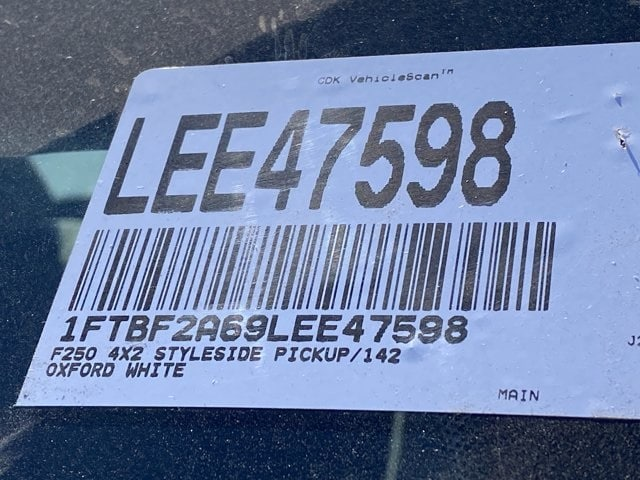 2020 Ford F-250 Regular Cab 4x2, Pickup #LEE47598 - photo 20