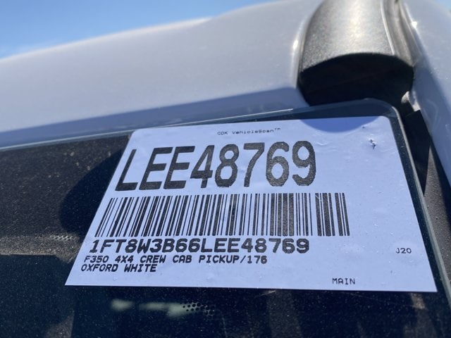2020 Ford F-350 Crew Cab 4x4, Pickup #LEE48769 - photo 22