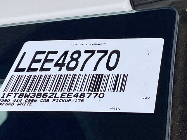 2020 Ford F-350 Crew Cab 4x4, Pickup #LEE48770 - photo 22