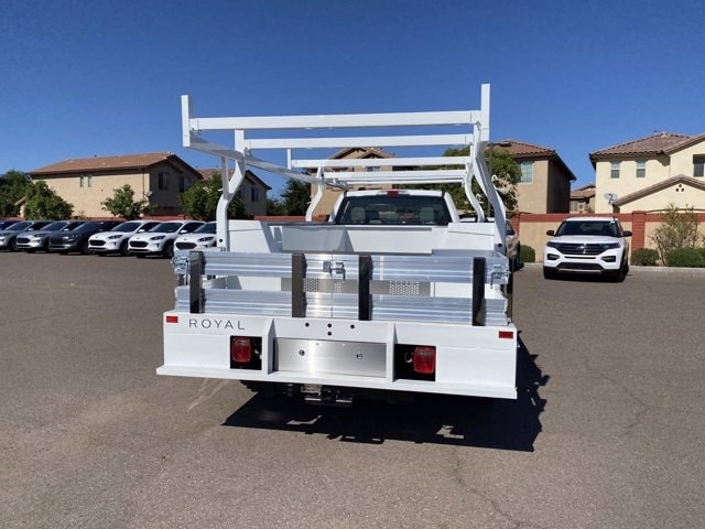 2020 Ford F-450 Crew Cab DRW 4x2, Royal Service Combo Body #LEE53265 - photo 8